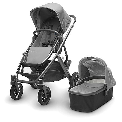 The VISTA Stroller from UPPAbaby adapts as your family grows to accommodate  your little one from birth through the toddler years. Versatile design can  also ...