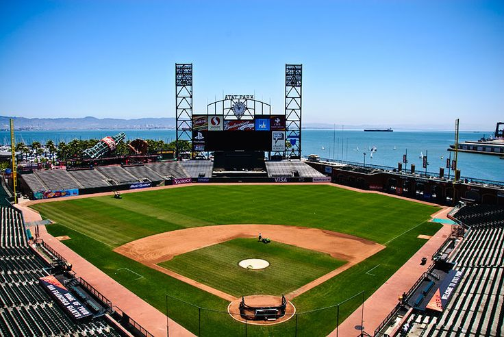 Home sweet home.Mlb Ballpark, Buckets Lists, Favorite Places, At T Parks, Giants Stadium, San Francisco Giants, Baseball Stadium, Baseball Games, Sf Giants