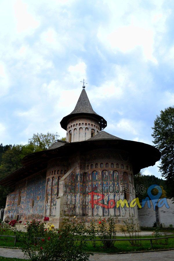 Voronet Painted Monastery, Romania, Unesco Private Tour www.touringromania.com