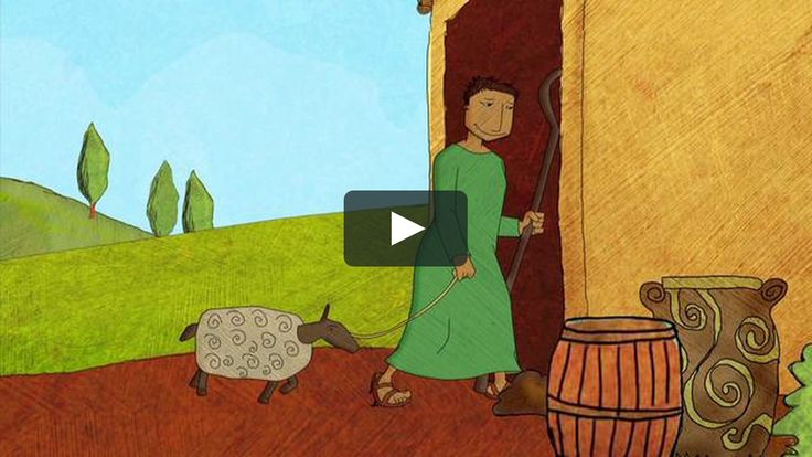 A short scene from the Jesus Storybook Bible. Based on the book by Sally Lloyd Jones and the illustrations by Jago.  The Moonbeam Award Gold Medal Winner in the…