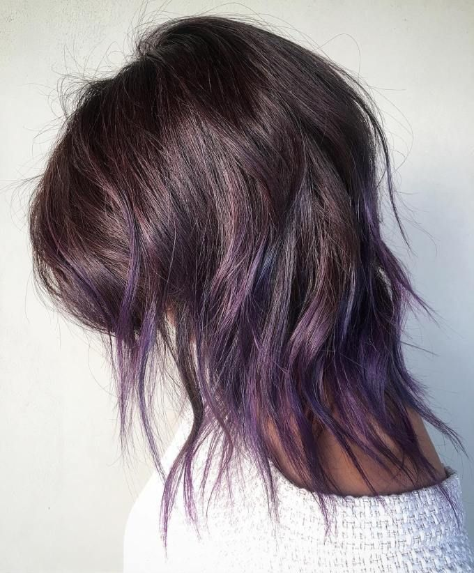 The 25 best plum highlights ideas on pinterest purple 20 plum hair color ideas for your next makeover lilac plum highlights pmusecretfo Choice Image