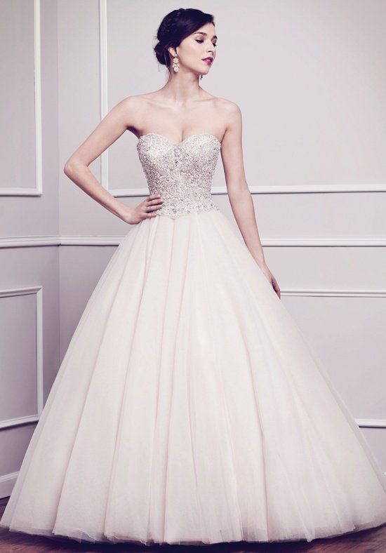 The 34 best wedding dress images on Pinterest | Short wedding gowns ...