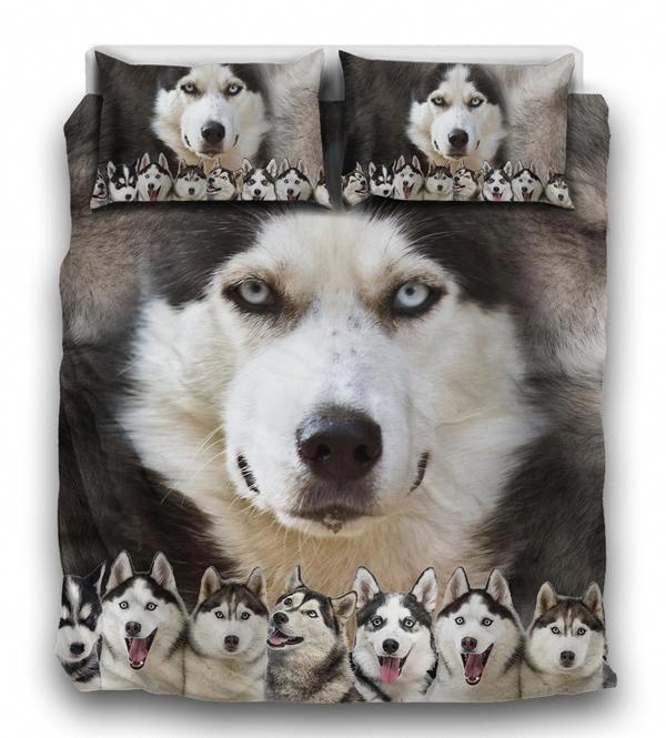 Siberian Husky Awesome Bedding Zeus121278 Awesomebeddings