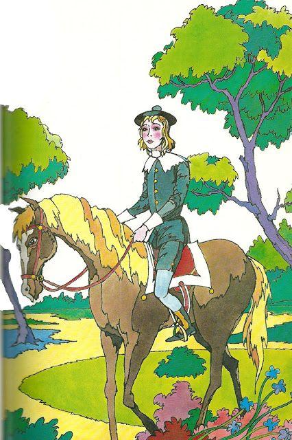 Val Munteanu - Der kleine lord illustrations