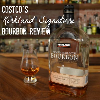 How does Kirkland (Costco)'s Bourbon stack up against other bourbon brands?  This week we're doing a review to find out.