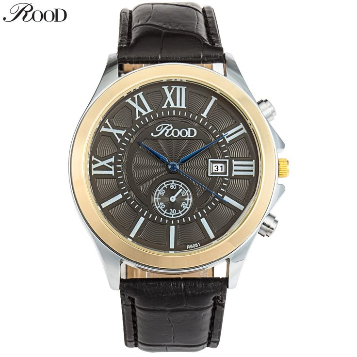 Antique Watches relojes Quartz Men Watches Casual Watch Roman Numerals Leather Strap Clock Gold Rose Gold