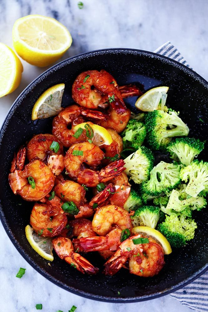 Sticky Honey Garlic Butter Shrimp are coated in the most amazing sticky honey garlic butter soy sauce. This is a quick 20 minute meal that you will make again and again! It is freezing right now here in Utah. We are getting such low temperatures and all we want to do is stay inside and …