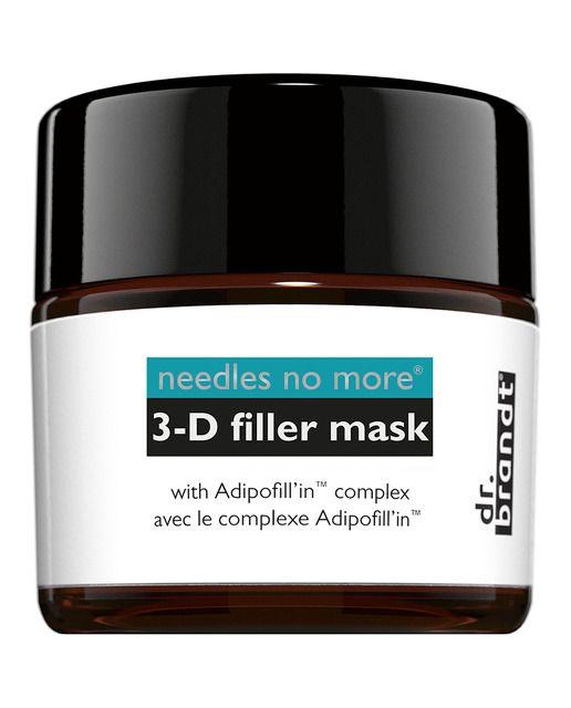 La mascarilla Needles No More 3D filler mask es una mascarilla única, que da volumen, redefine los contornos, rellena las arrugas y los surcos, para un rostro más liso, de aspecto más joven, con un efecto lifting.