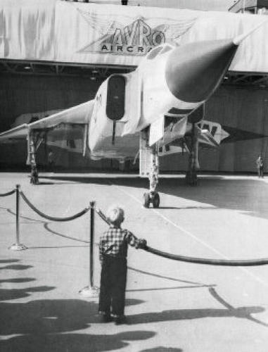 AVRO Arrow in 1959...