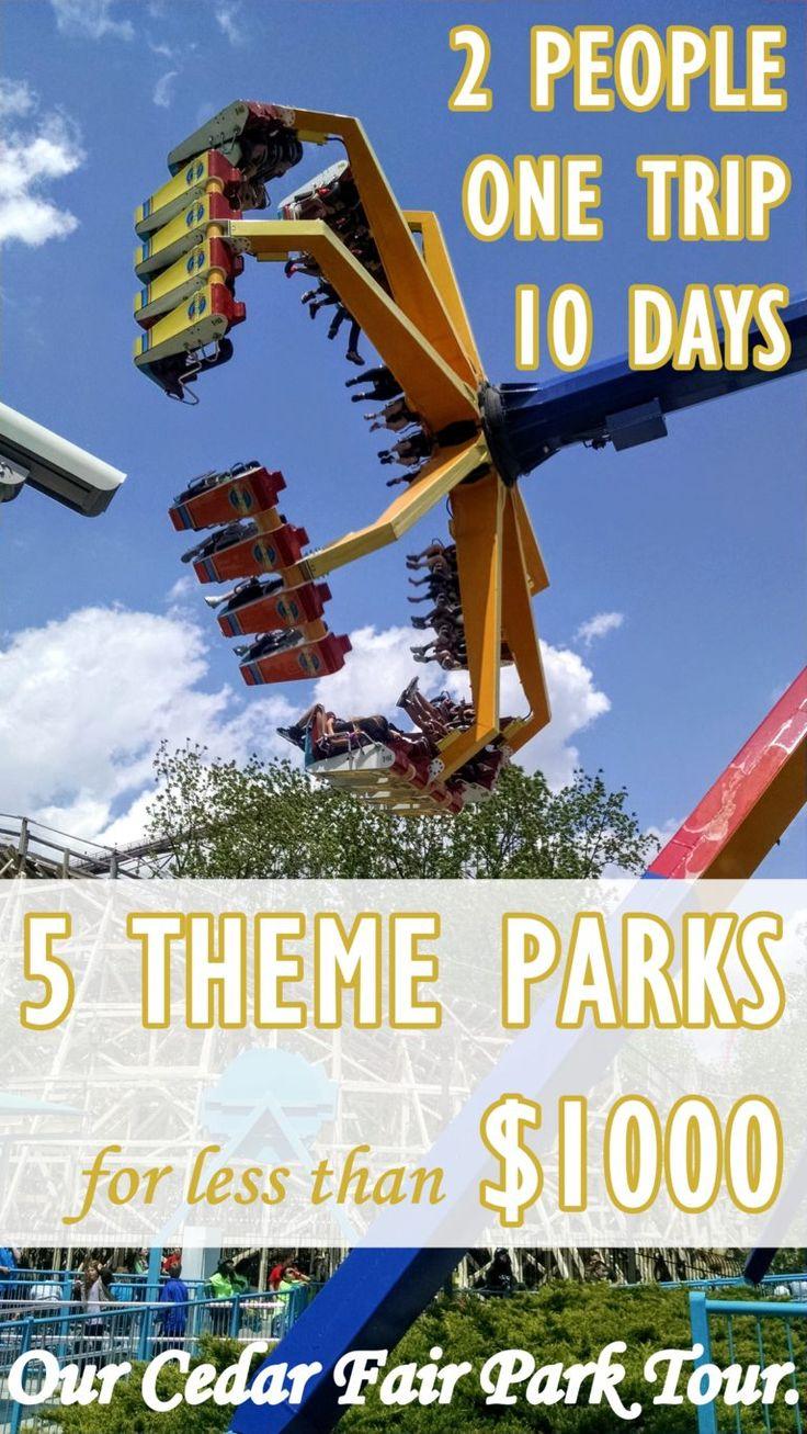 Our Cedar Fair Park Tour Part 3: Kings Dominion and Money Saving Tips. | My Meena Life