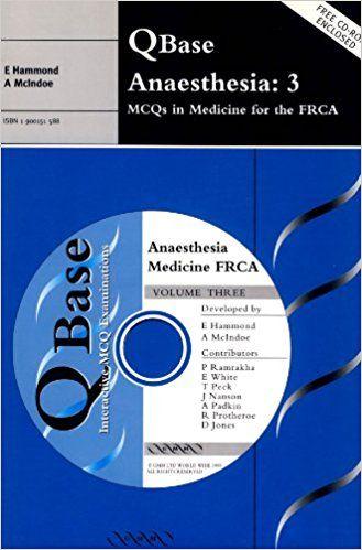 Anaesthesia pdf qbase