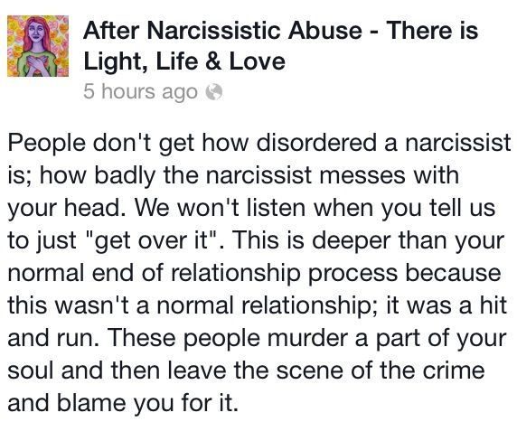narcissism and murderers relationship
