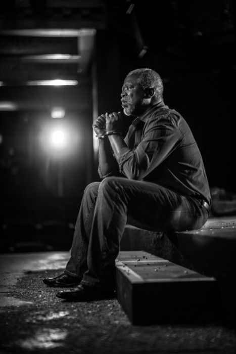 John Kani in21 Icons: Portrait of a Nation, at Museum of African Design, June 16 – Aug 17, 2014 #art #photography #portraits #southafrica