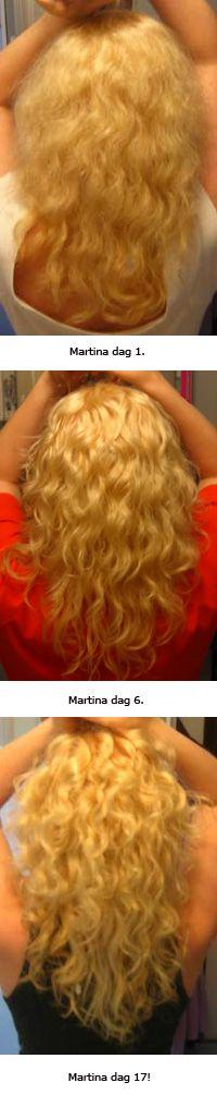 Ta hand om lockigt hår - Balsam metoden + tips, går också att använda shampo med bra ingredienser utan sulfater!