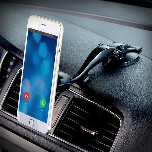 Vacuum Smartphone Car  Holder 360 Degree Rotation Fit For All Phones  #VacuumSmartphoneHolder