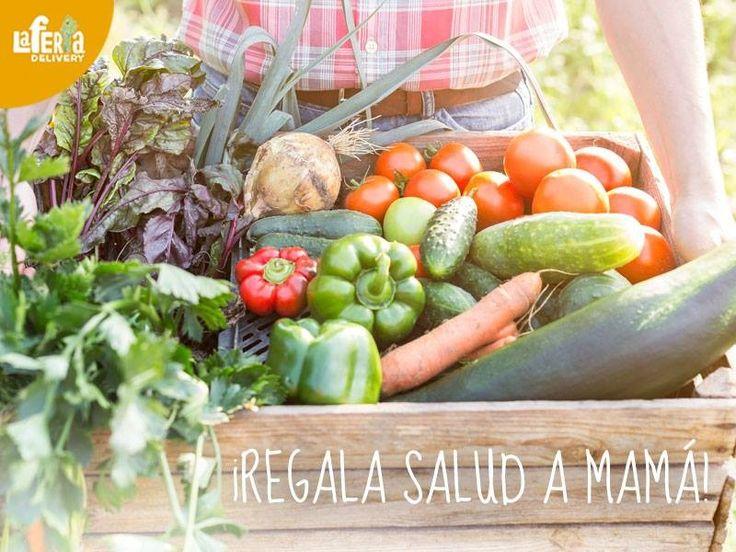 La Feria Delivery reparte frutas y verduras a domicilio a quienes deseen una alimentación sana y no dispongan de tanto tiempo.