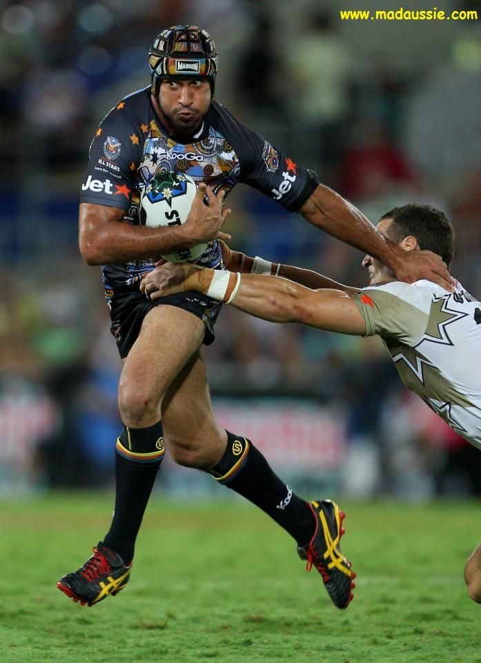 Johnathan Thurston | MadAussie.com