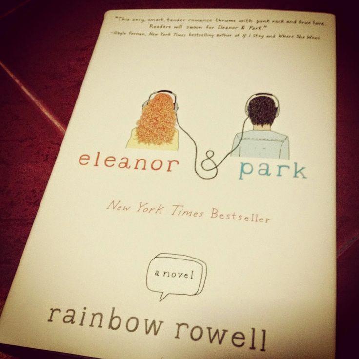 """In a relationship with a book: Reseña de """"Eleanor &  Park"""" (Reseña #5)"""