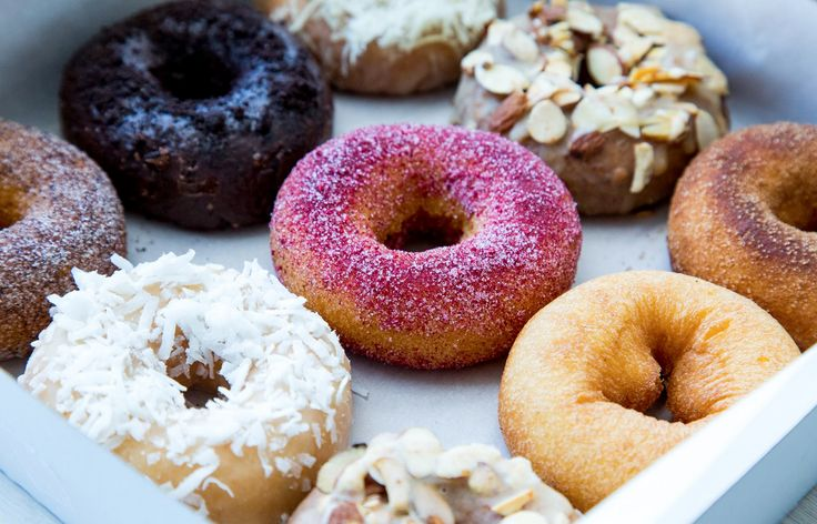 The Best Donut Spots in New York City Febrary 10 2016
