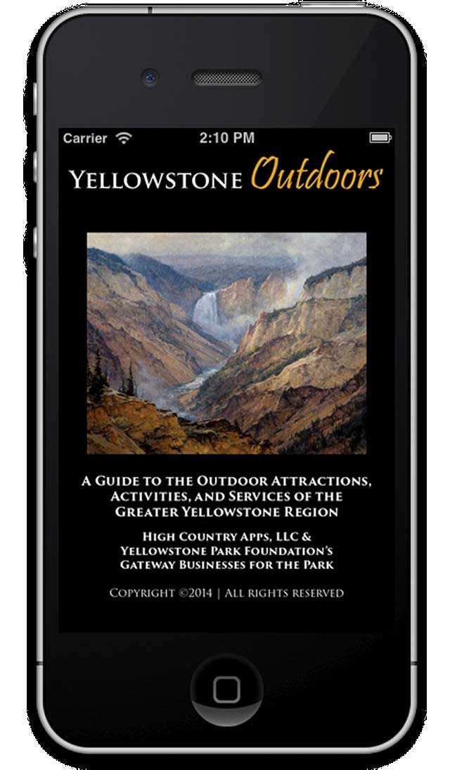 Yellowstone Outdoors presents the outdoor attractions, activities, and services of the Greater Yellowstone Region