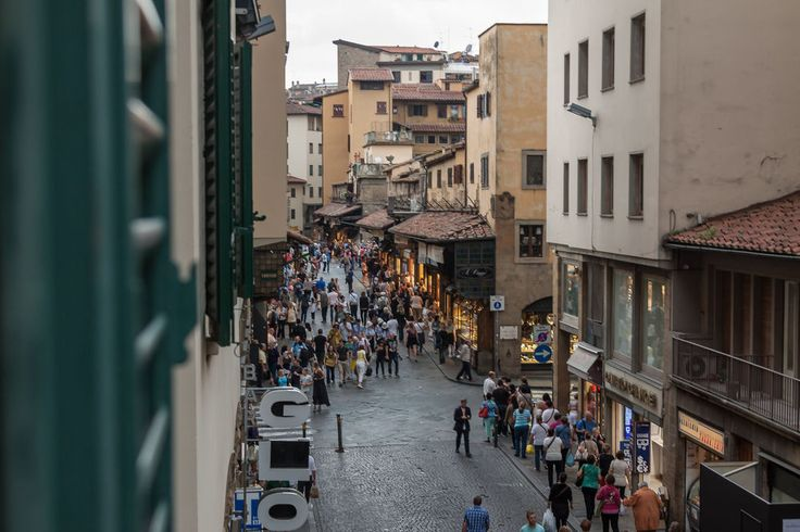 Signoria Apartamente Firenze / Balcony View