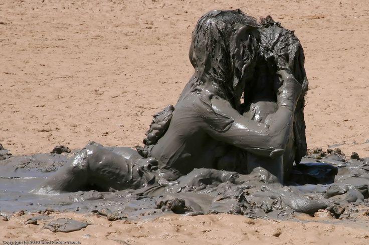 Mud Puddle Visuals | wam | Mud、Painting、Slime
