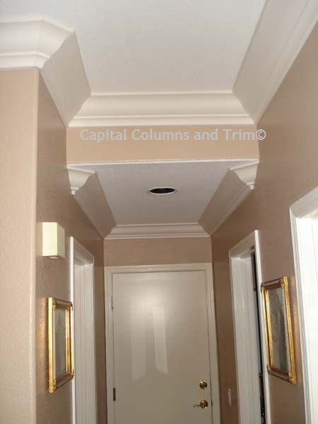 better ceiling decoration with molding georgian | 10 Best images about Crown Molding adds Beauty on ...