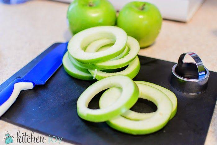 Πεντανόστιμες ροδέλες μήλου με κανέλα!   DIY-Φτιάξτο μόνος σου