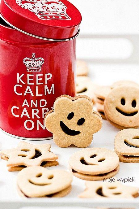 Optymistyczne kruche ciasteczka