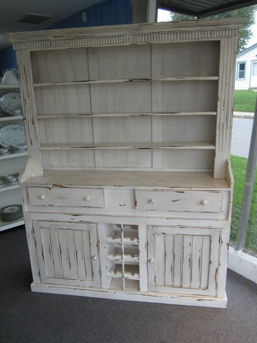115 Best Images About Hutches On Pinterest Painted Hutch