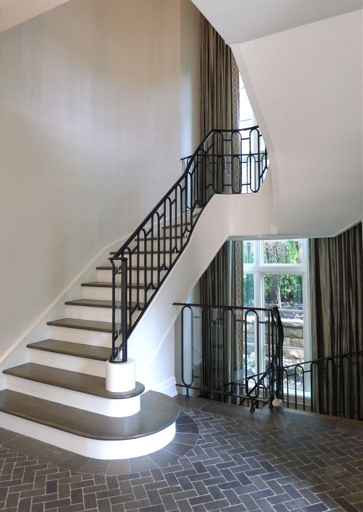 White cabana oakville showhome pmlotto 31 home design for Interior design house oakville