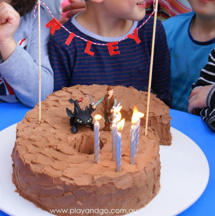 How to Train a Dragon 2 | Jumping Castle Birthday Party | Play and Go