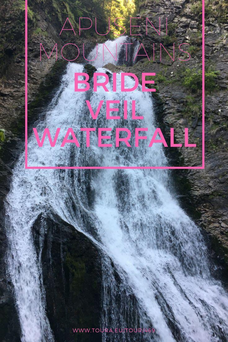 enchanting waterfall in Apuseni Mountains, Romania. View the itinerary here: http://www.toura.eu/tour/469