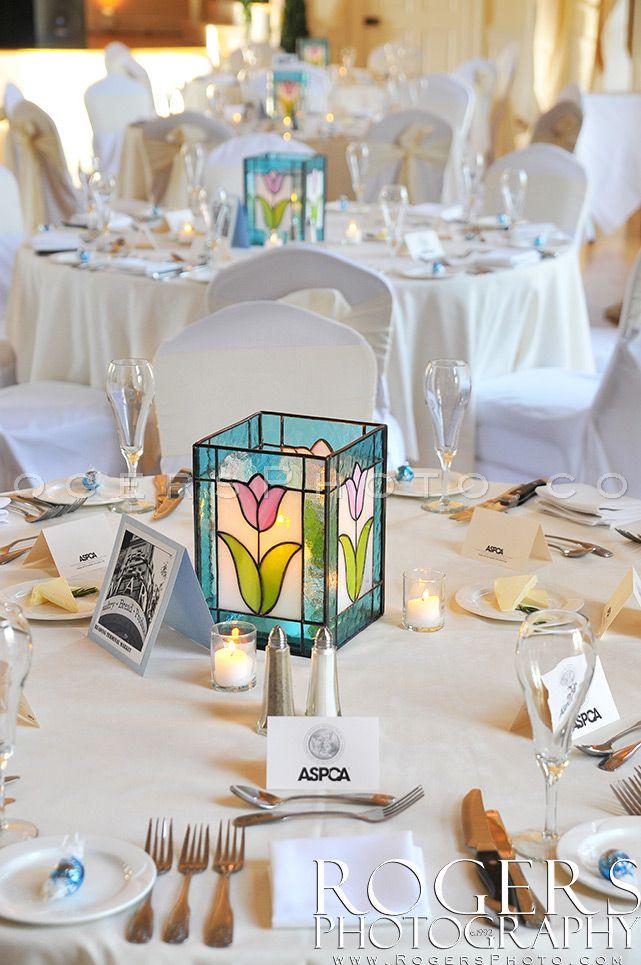 Lindo detalle para una mesa.
