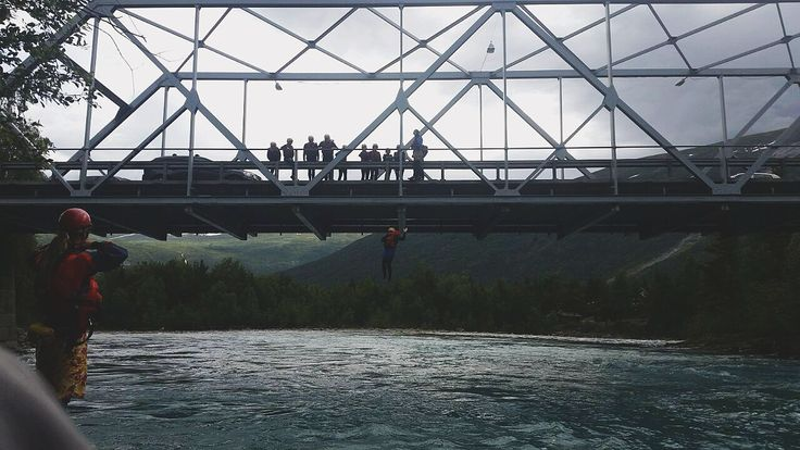 Adventure Juping Bridge