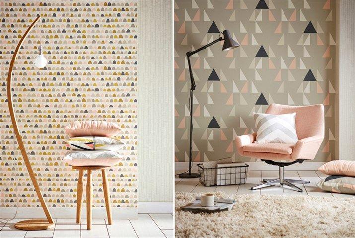 6-Scion-Lohko-Wallpaper-Priya-modul-Geometric-abstract-plains-10-cushions-pink-black-grey-funky