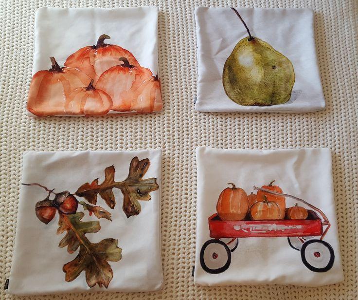 A Year In Pillows. Autumn FallFall Outdoor ...