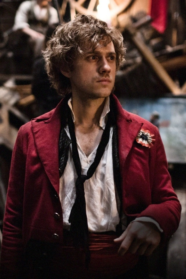 Les miserables book characters