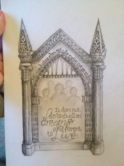 Harry potter drawing | Art | Pinterest/ OMG WHO DREW 'DIS!