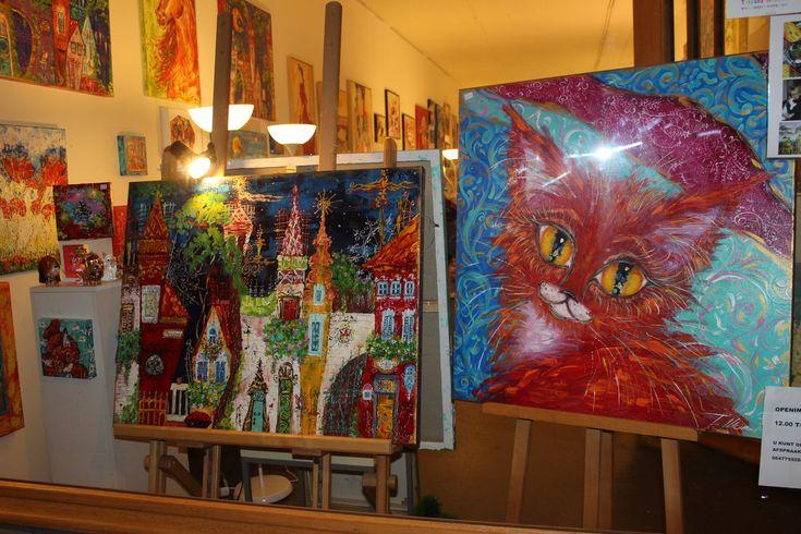 Expositie Brugstraat 23, Groningen,tot 25 januari 2016