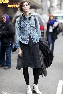 Street Style Pictures | Fashion Week Fall 2013