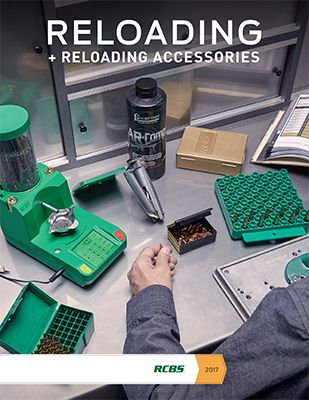 The 2017 RCBS Reloading Supplies Catalog