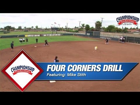 Open Practice: Infield and Outfield Drills - YouTube