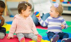 Κοινωνικο - Συναισθηματική Ανάπτυξη των Παιδιών (από τη γέννηση ως τα 4)