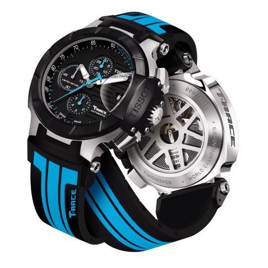 Zegarek Tissot TRACE MotoGP LIMITED EDITION 2013 T0484272705702 - T-RACE - ZegarkiCentrum.pl