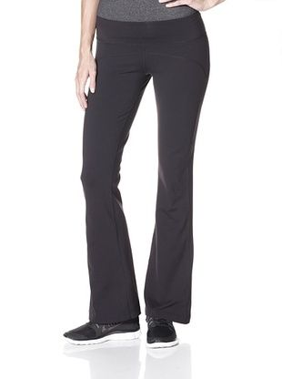 Zobha Women's Flared Pant (Black/Black)