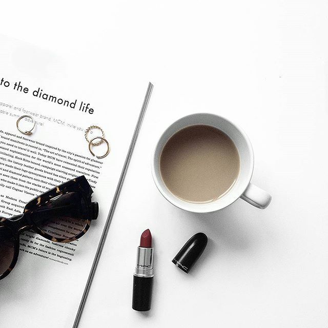 Lipstick | Coffee | Sunglasses | More on Fashionchick.nl