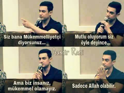 Aamir Khan Adamım ya ♡♥♡