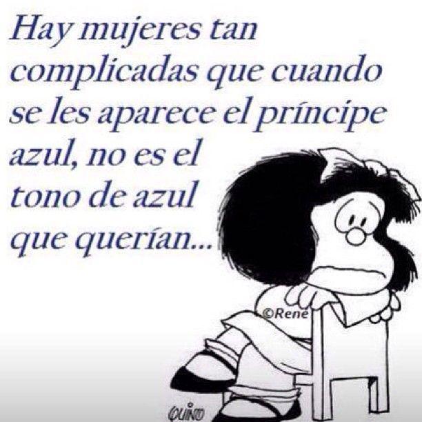 Mafalda Quote