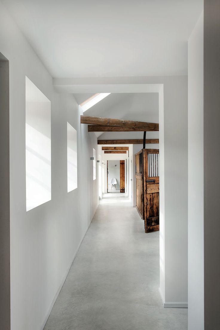 Manor House Stables / AR Design Studio – nowoczesna STODOŁA | wnętrza & DESIGN | projekty DOMÓW | dom STODOŁA